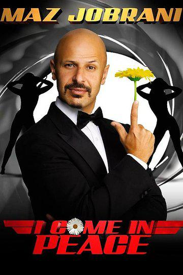 Maz Jobrani I Come In Peace (Vo)