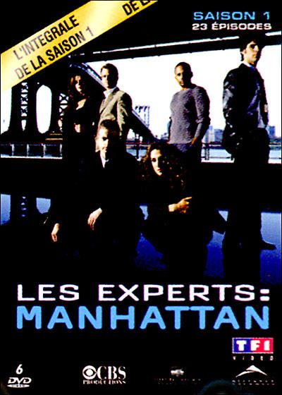 Les Experts : Manhattan (CSI : New York) – Saison 1