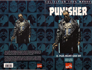 Punisher - Tome 2 - Plus Mort Que Vif