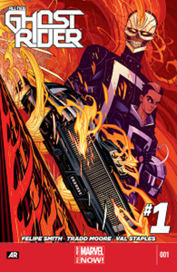 All-New Ghost Rider - Tome 1