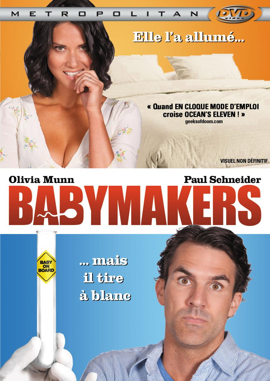 Babymakers |1CD| |FRENCH| DVDRiP]