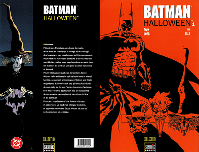 Batman Halloween - Tome 1