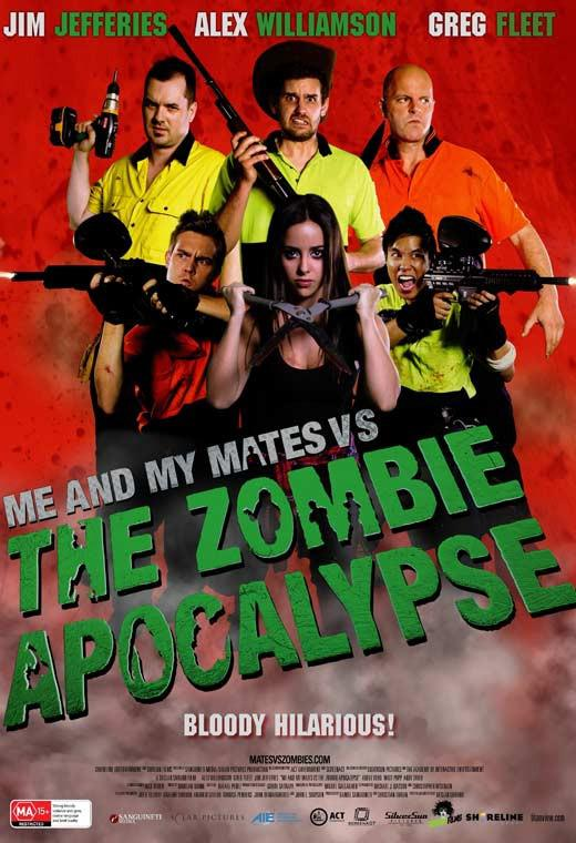 Me and My Mates vs. The Zombie Apocalypse Vostfr