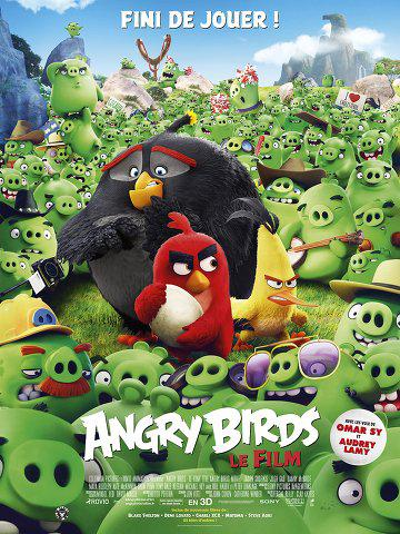 Angry Birds – Le Film (Vostfr)
