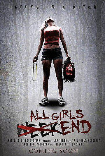 All Girls Weekend (Vostfr)