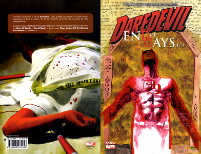 Daredevil - End of Days - tome 1
