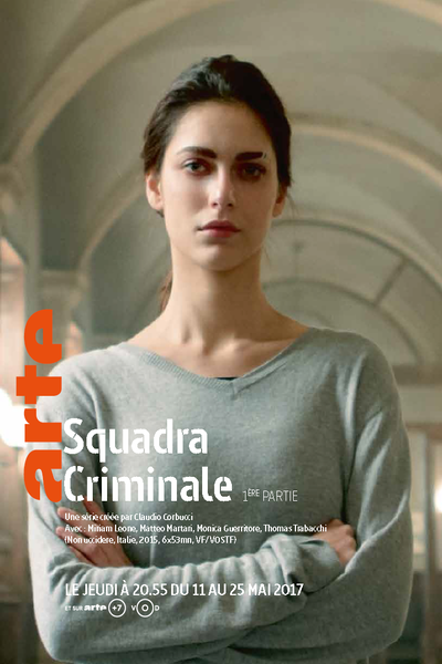 Squadra Criminale - Saison 2 [10/??] FRENCH | Qualité HD 720p