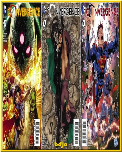 CONVERGENCE Complet 86 Tomes [COMIC][MULTI]