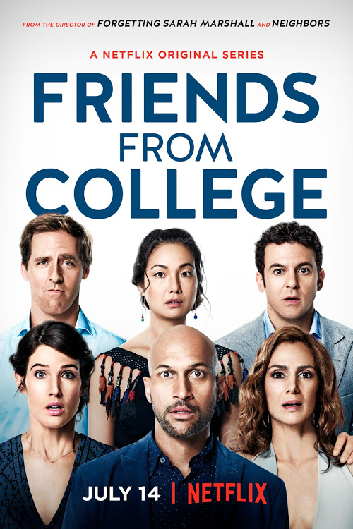 Telecharger Friends From College- Saison 2 [COMPLETE] [08/08] FRENCH | Qualité HD 720p