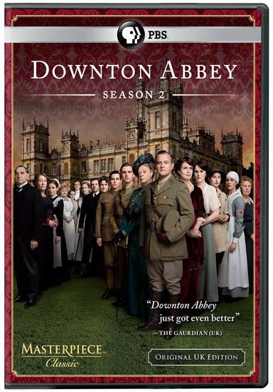 Downton Abbey – Saison 2 (Vostfr)