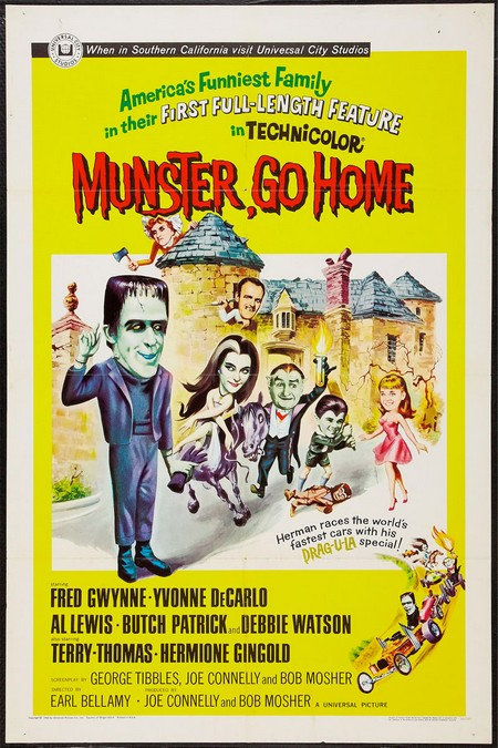 Munster Go Home (vostfr)