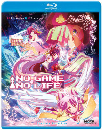 No Game No Life – Saison 1 (Vostfr)