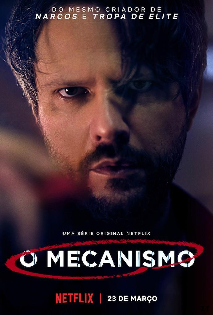 The Mechanism - Saison 1 [COMPLETE] [08/08] MULTI | Qualité WEB-DL 1080p