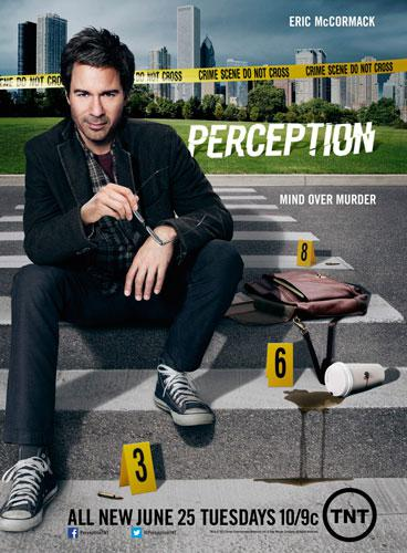 Perception – Saison 2