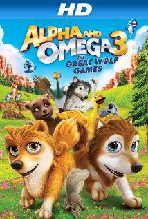 Alpha and Omega 3: The Great Wolf Games (VO)