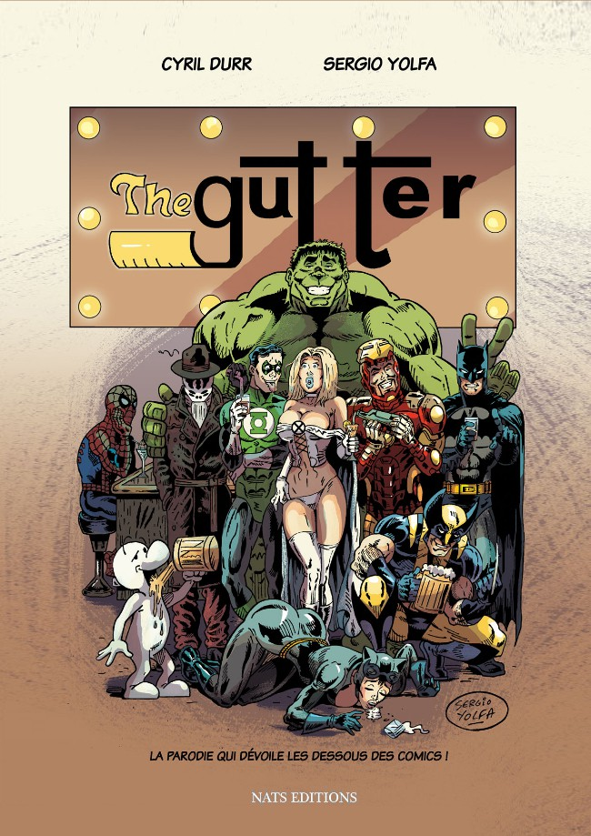 The Gutter One shot