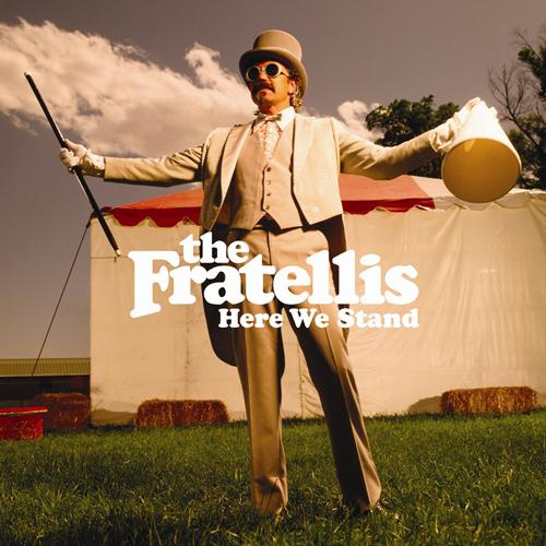 The Fratellis  - Here We Stand [MULTI]