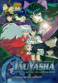 Inuyasha Film 2: Le Chateau Des Illusions