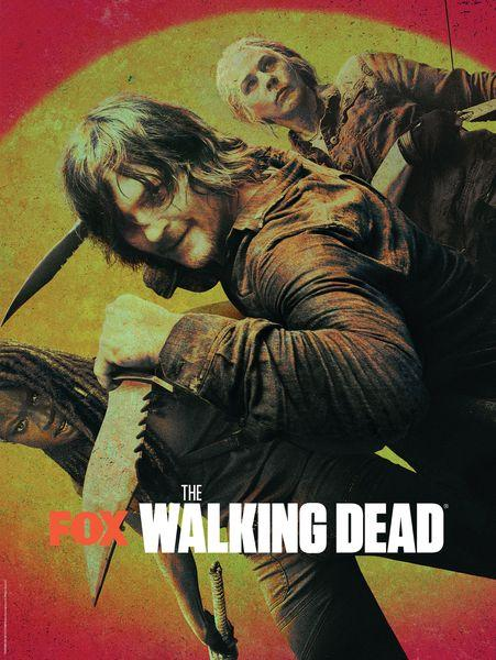 The Walking Dead - Saison 10 [08/??] VOSTFR | Qualité Webrip