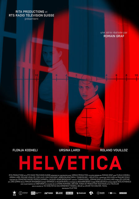 Helvetica - Saison 1 [COMPLETE] [06/6 FiNAL] FRENCH | Qualité HD 720p