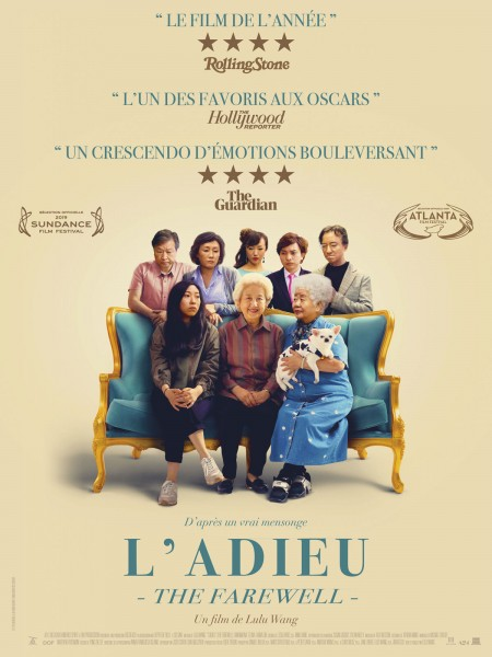 L'Adieu (The Farewell 2019)