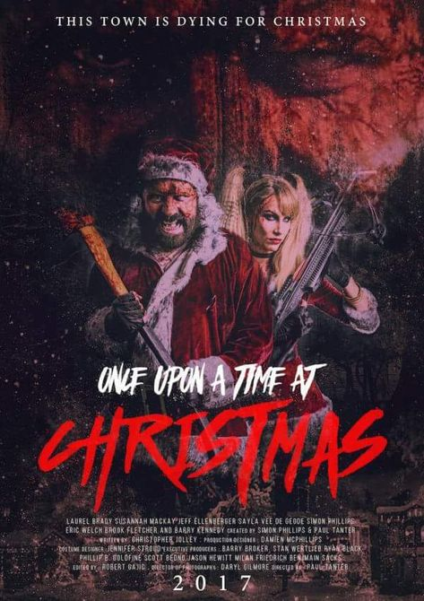 Once Upon a Time at Christmas