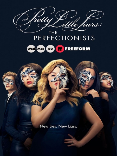 Pretty Little Liars: The Perfectionists - Saison 1 [03/??] FRENCH | Qualité HD 720p