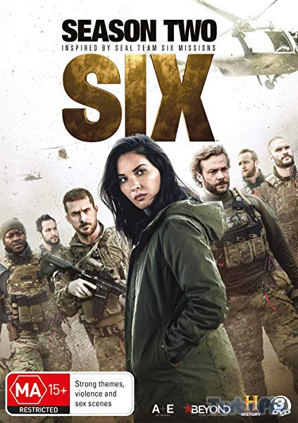 SIX - Saison 2 [06/??] FRENCH | Qualité HDTV