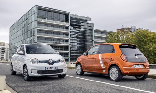 2020 Renault TWINGO ELECTRIC Srie Limite Vibes 3