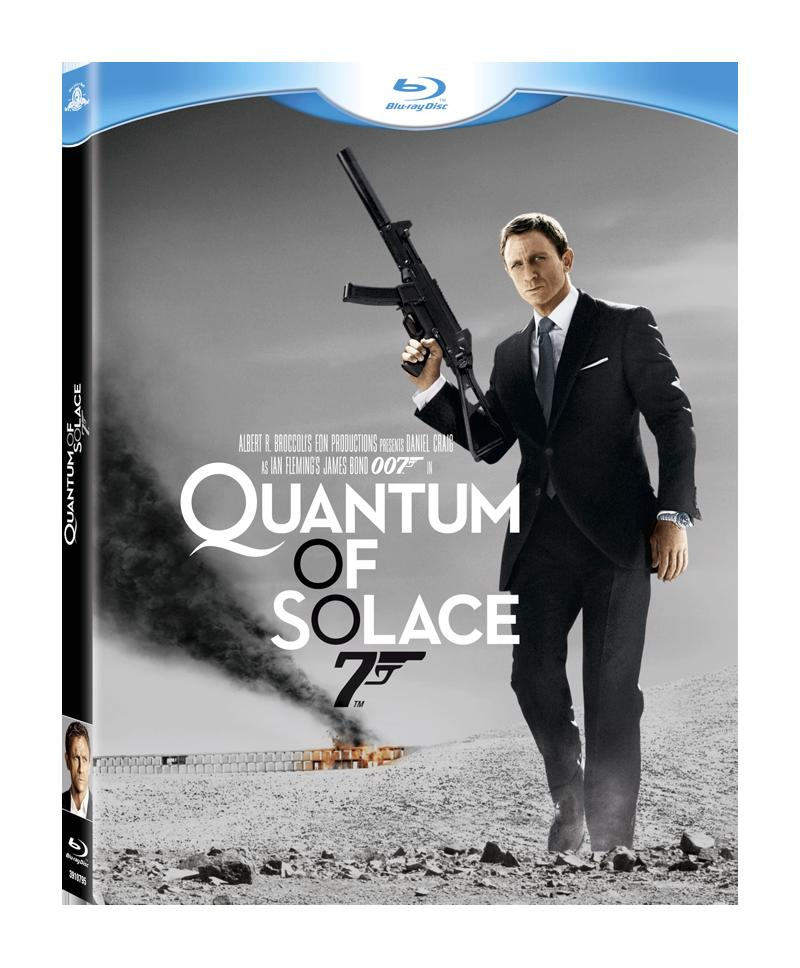 Quantum Of Solace  [BRRiP] [FRENCH SUBFORCED ] [MULTI]
