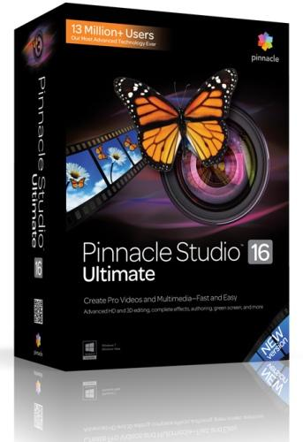 Pinnacle Studio 16 Ultimate 16.0.1.98
