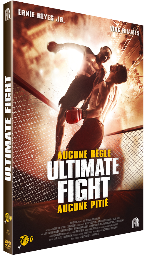 Ultimate Fight (2012) [AC3] [DVDRIP][FRENCH][MULTI]