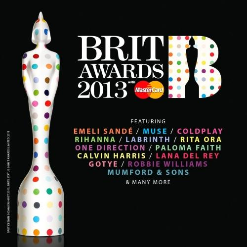 Various Artists - BRIT Awards 2013 [Multi]