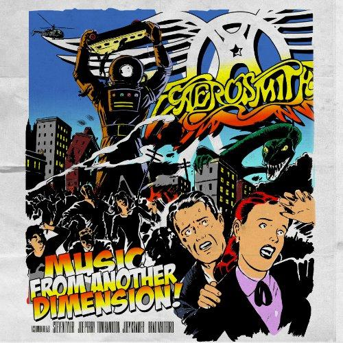 Aerosmith - Music From Another Dimension (Walmart Exclusive Edition) (2012) [MULTI]