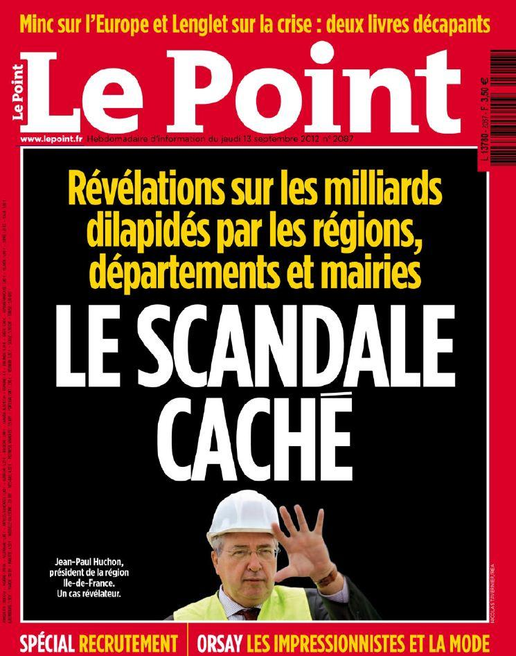 Le Point N°2087 - 13 Au 19 Septembre 2012 [Multi]