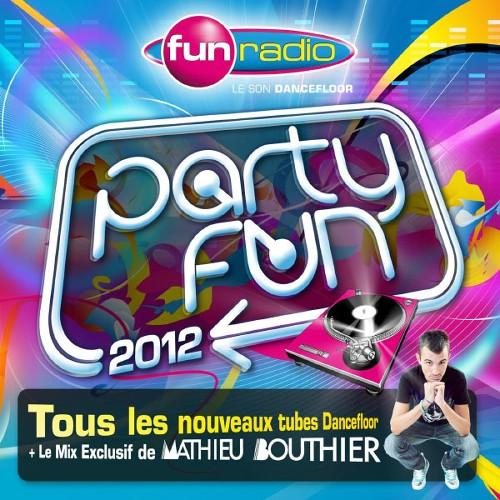 Fun Radio Party Fun 2012