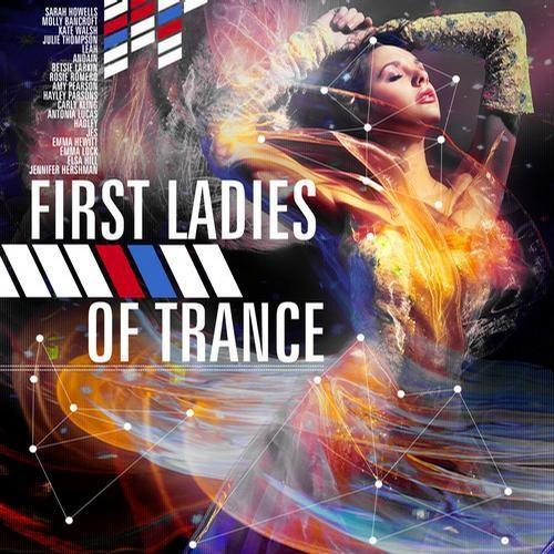 First Ladies of Trance (2012) [Multi]