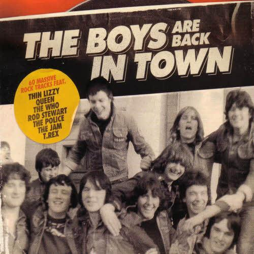 The Boys Are Back In Town (2012) [Multi]