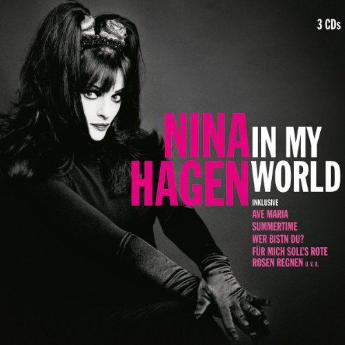 Nina Hagen - In My World (2012) [Multi]