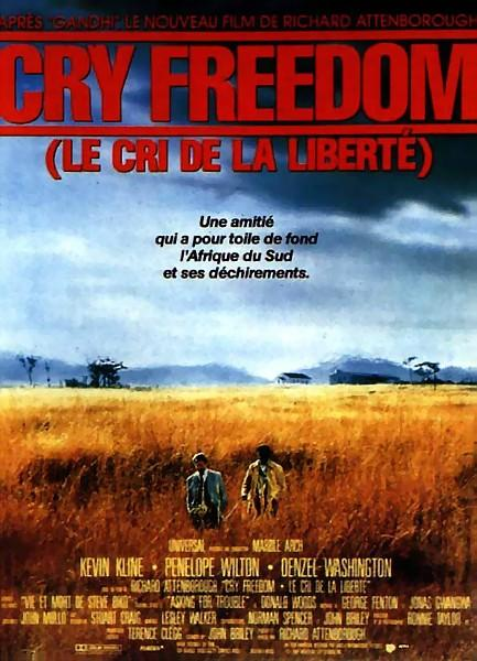 Cry Freedom | Multi | DVDRiP | TRUEFRENCH AC3