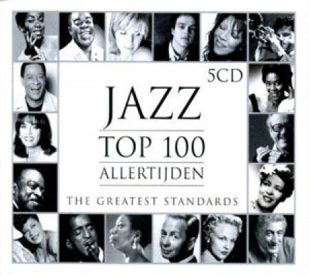 Jazz Top 100 Allertijden - The Greatest Standards [Multi]
