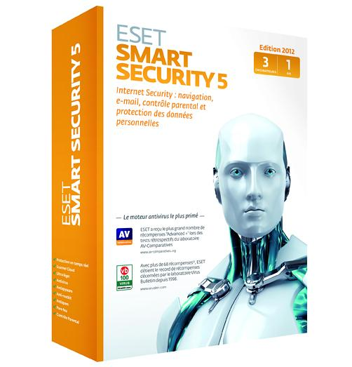 Eset Smart Security v.5.0.95.0 x32 x64 [Multi]