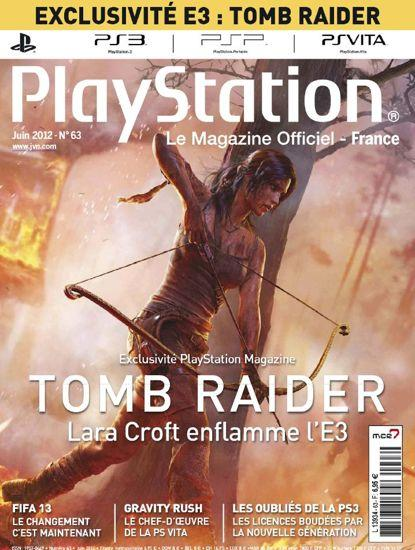 Playstation Le magazine Officiel N°63 - Juin 2012