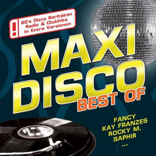 Maxi Disco Hits - Best Of (2012) [Multi]