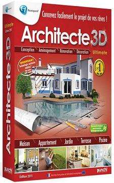 Architecte 3D 2011 Ultimate  [MULTI]