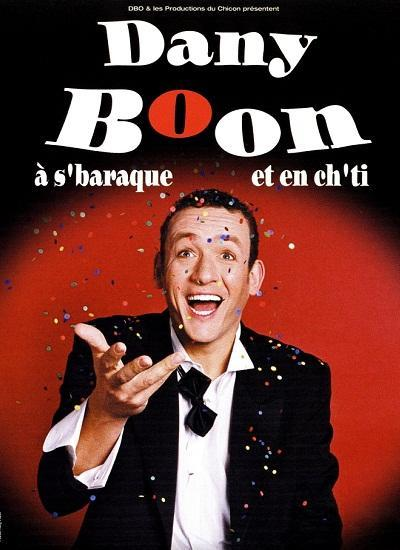 Dany Boon : a s'baraque et en ch'ti - Edition collector [FRENCH][DVDRIP]