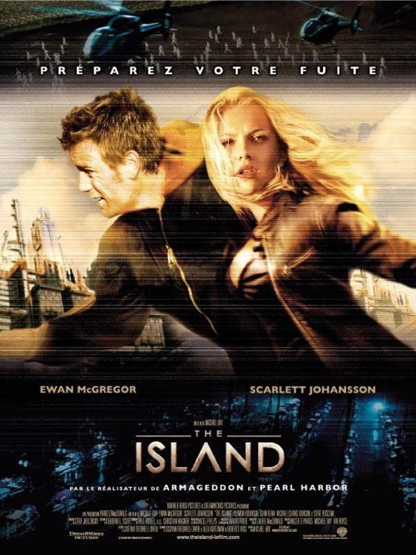 The Island | DVDRiP | MULTI | FRENCH