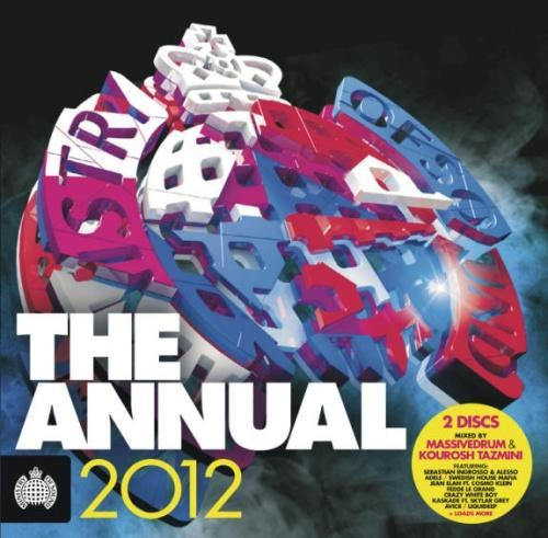 Ministry Of Sound - The Annual 2012 [Multi]