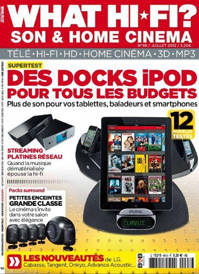 What Hifi N°98 - Juillet 2012 [Multi]