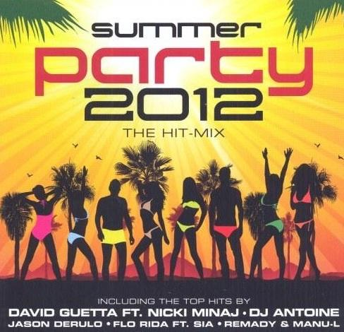 Summer Party 2012 - The Hit Mix [RG]